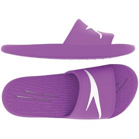 speedo Slides Meisjes, lilac